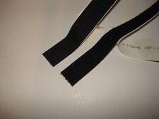Bande noire scratch agrippante largeur 20mm à coudre vendu au ml