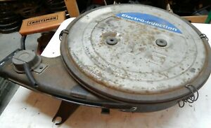 86 87 1986 NISSAN D21 PICKUP AIR CLEANER 6 CYL ELECTRO INJECTION