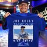 Joe Kelly Fight Club Los Angeles Dodgers Boston Shirt