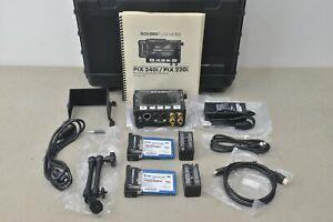 New Sound Devices PIX 240i Kit Production Video Recorder Kit Professional Video