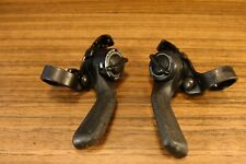 1990's shifters Suntour accushift made in Japan only friction 3 x 6 s