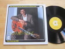 Peter Leitch - On a Misty Night LP Criss Cross Dutch Promo Mickey Roker VG++/NM