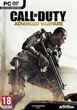 Call of Duty Advanced Warfare PC DVD Video Game - 24 Hour DISPATCH