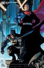 Detective Comics #1027 Cvr E Jim Lee Batman Superman Variant - Nm