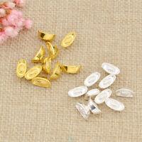 10 Pcs Mini Chinese Geomancy Ingot Gold Sliver Wealth Auspicious Craft Decor