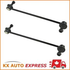 Pair of 2 Piece Front Stabilizer Sway Bar Link Kit for Santa Fe Veracruz Sorento