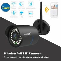 ieGeeK Wireless WiFi HD 1080P IP Camera Home Security CCTV Night Vision System