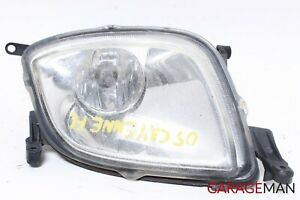 03-06 Porsche Cayenne 955 Front Left Driver Side Foglight Fog Light Lamp OEM