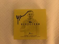 2019 Topps Gary Vee Direct360 41 Card Set National NSCC Exclusive Autographed