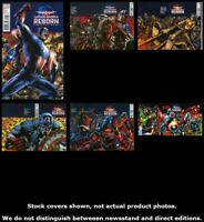 Reborn (Marvel) Captain America 1 2 3 4 5 6 Complete Set Run Lot 1-6 VF/NM