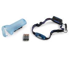 Led Lenser H4 3-In-1 Headlamp Flashlight - Black/Blue
