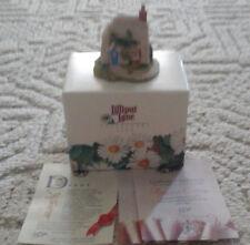 Lilliput Lane - Petticoat Cottage 1994/1995 - Original Box With Coa