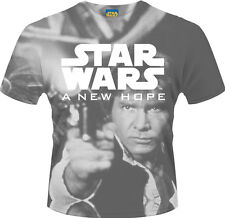 Star Wars - A New Hope Han Solo T-Shirt Homme / Man - Taille / Size M