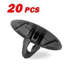 20pcs Fender Clips Fender Cowl Panel Hood Insulation Clips for Toyota Corolla