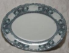 Wedgwood & Co 33.5 cm Platter Arcadia Pattern Vassoio ceramica