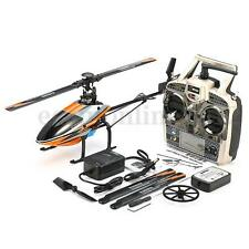 WLtoys V950 2.4G 6CH 3D6G 6-axis System Brushless Flybarless RC Helicopter RTF