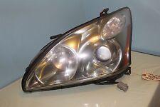 LEXUS RX330 RX350 RX400H XENON AFS HID HEADLIGHTS OEM LAMP LIGHT 2004-2009