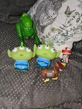Disney Toy Story Paquete Rex Duke Kaboom Aliens Slinky