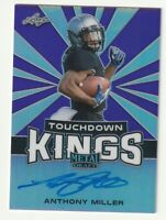 2018 Leaf Metal Rookie RC Anthony Miller Autograph AUTO Purple TD Kings /25