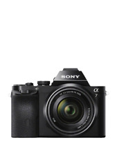 Sony a7 Alpha ILCE-7K Compact System Camera with 28-70mm Lens - UK Seller