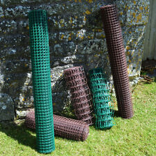 Climbing Plant Plastic Support Mesh Garden Net Netting Clematis Pea Bean Trellis