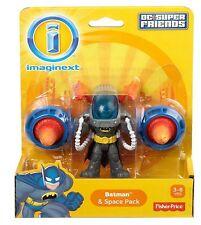 Fisher Price Imaginext DC Super Friends Batman space pack figure NEW