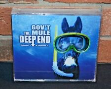 Gov'T Mule Deep End Vol.1 & 2 Deep End Vol.1 & 2 3 CD album NEW sealed