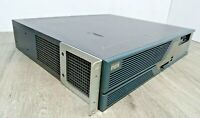 Cisco 3800 Series Integrated Services Router Cisco 3845 2 x vwic 2mft e1 mods in