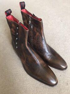 Jeffery West Mens Boots. Size 10.5 UK. Originally £396.