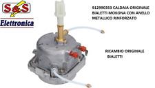 912990353 CALDAIA COMPLETA ORIGINALE PER MOKONA BIALETTI CF40 ANELLO RINFORZATO