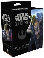 Rebel Troopers Upgrade Expansion Star Wars: Legion FFG NIB