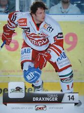 005 Tobias Draxinger Augsburger Panther DEL 2011-12
