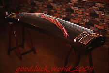 """64""""Red Sandalwood Traditional Chinese musical instrument Chinese Zither Guzheng"""
