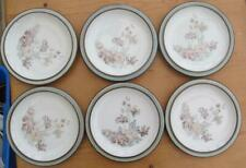 More details for denby romance   plates 7.25  inch set of 6        £24.99 ( post free uk )
