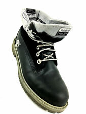 Timberland Soft Roll Top Women's Black Boots Size USA. 5.5. UK.5/ EUR. 37.5