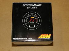 AEM 30-41110NS Universal Wideband O2 UEGO Air/Fuel Gauge Kit (No Sensor)