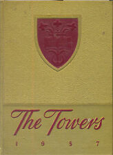 The College of St. Scholastica The  Tower 1957