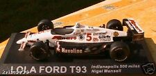 LOLA FORD T93 NIGEL MANSELL INDIANAPOLIS FORMULE 1 1/43