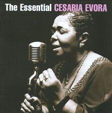 NEW The Essential Cesaria Evora (Audio CD)
