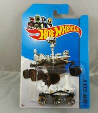 Hot Wheels 2013 Mars Rover Curiosity (with protector )