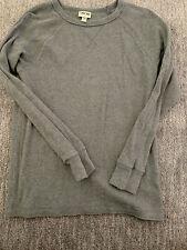 Cherokee Boys Pullover Crew Neck Sweater Sz L 12/14 Grey