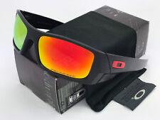 Sunglasses Gascan-Polarized Polished Black Fire Lenses2018