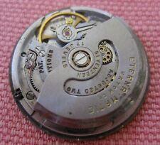 ETERNA-MATIC cal 1412  Movement,  Good Balance wheel