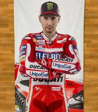 Jorge Lorenzo Beach Towel NEW Ducati 99 MotoGP Racing
