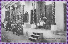 MARSEILLE - Ausstellung Kolonial- Tunesischer Kaufleute
