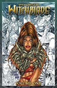 COMPLETE WITCHBLADE VOL #1 GRAPHIC NOVEL Image Comics Warren Ellis 624 PAGES TPB