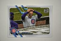 2021 Topps Series 1 Base Variation SP #241 Anthony Rizzo  - Chicago Cubs