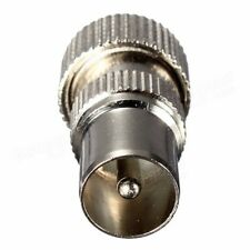 1 Male Aerial Connector Only - TV aerial connector suppler in Wigan
