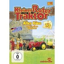 KLEINER ROTER TRAKTOR 13 - ALLES KÄSE  DVD NEU