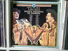 V.A MUSICA REGIONAL DE SIEMPRE - SONES JAROCHOS Y HUASTECOS |Album 9 | 2LPs EX